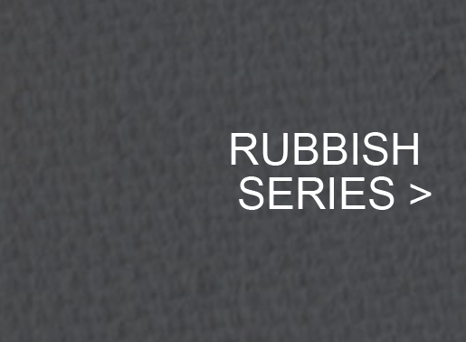 Rubbish series [all 2015, oil on flax linen]